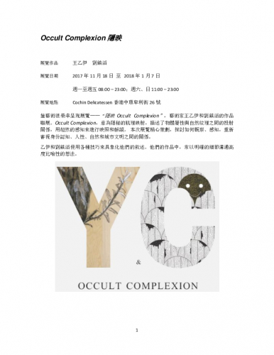 zhongwenchn_press-release_occult-complexion_accidental-art.pdf