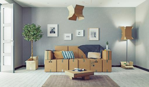 Take the Stress Out of Moving House With The Home Stylist