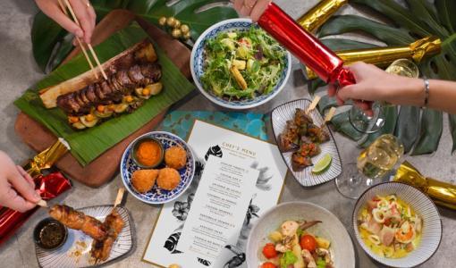 在Uma Nota和BEDU享用丰盛圣诞美宴 感受非传统的节日风味
