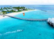 新聞稿: 馬爾代夫「北馬累環礁麗世度假村」 堪稱滑浪愛好者度假天堂