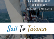 Sail To Taiwan - The Ultimate Blue-Water Experience