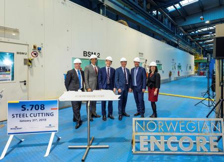 norwegian-encore-steel-cutting.jpg