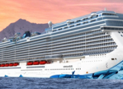 Press Release: Norwegian Bliss Begins Her Conveyance Up River Ems