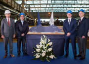 Press Release: Regent Seven Seas Cruises Cuts Steel at Ancona for Seven Seas Splendor