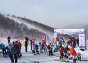 新闻稿: 2017芬兰杯国际青少年滑雪赛成功举办