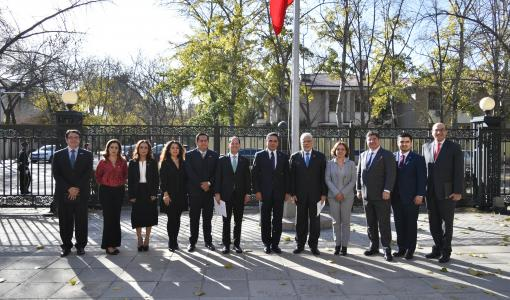 Governor Silvano Aureoles Conejo of Michoacán, Mexico makes Historic Goodwill Tour to China promoting China-Mexican Trade Relations and Tourism