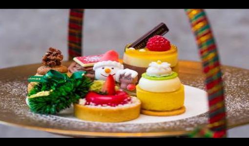 北京金融街丽思卡尔顿酒店呈现缤纷圣诞季