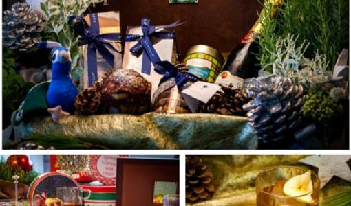 新加坡嘉佩乐酒店点亮圣诞夜空 诚献至臻完美的节日季美味体验
