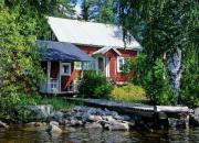 在芬兰湖区开启夏日缤纷之旅