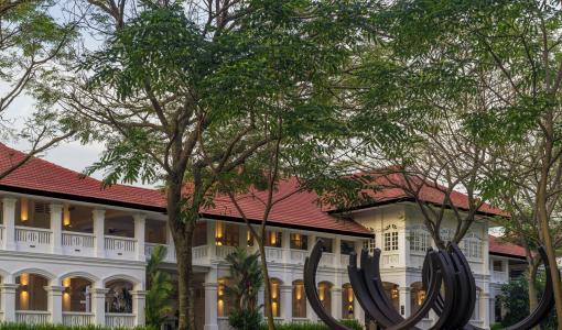 新闻稿:新加坡嘉佩乐酒店推出高尔夫度假优惠套餐