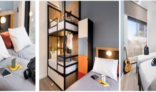 GCP HOSPITALITY PRESENTS OPENING OF NEW SHARED ACCOMMODATION CONCEPT IN PERTH: HOSTEL G