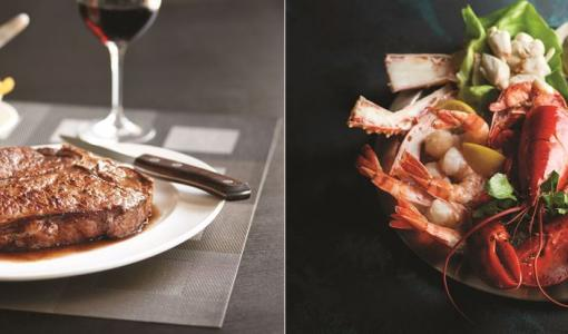 Lovingly Prepared Dishes and a Special Intimate Dining Experience For Couples this Valentine's Day at Morton's