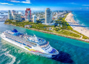 NORWEGIAN CRUISE LINE UNVEILS PHOTOS OF NORWEGIAN SKY'S 2019 BOW-TO-STERN RENOVATION