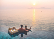 Forget Breakfast in Bed - Banyan Tree Lăng Cô Launches Floating Breakfast with Champagne