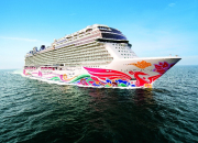 NORWEGIAN JOY DEPARTS FOR EXCLUSIVE PREVIEW CRUISES AFTER OVER $50 MILLION REVITALIZATION