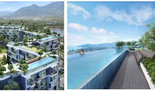 BANYAN TREE GROUP'S SKYPARK AT LAGUNA PHUKET ELEVATES FREEHOLD RESIDENTIAL LIFESTYLE IN ASIA'S MOST CELEBRATED INTEGRATED RESORT COMPLEX