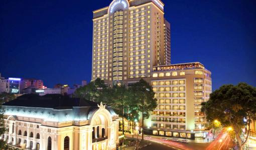Iconic Heritage Landmark Caravelle Saigon Exudes Contemporary Elegance After Renovation