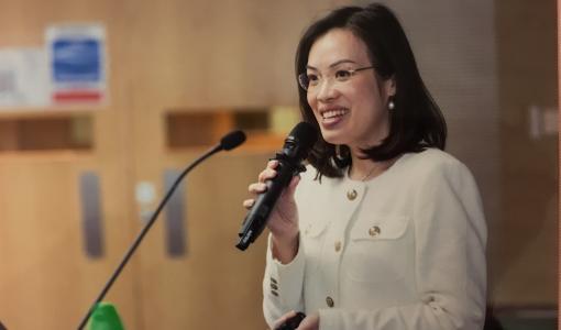 醫普健國際有限公司委任黃瑋君女士為行政總經理