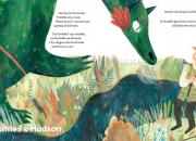必搶!追捧 【恐龍兒童圖書】 閱讀熱潮!Thames & Hudson 全球知名藝術出版商帶你走進 「沒有圍牆的博物館」