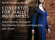 CCOHK's New CD Release with Dame Evelyn Glennie