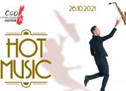 Hot Music with Welsh Saxophonist Joshua Jones