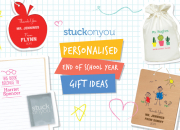 Personalised end of year gifts for your favourite teacher