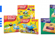 The ALL-NEW STEM Electro Dough kits and Music Studio kits have landed!