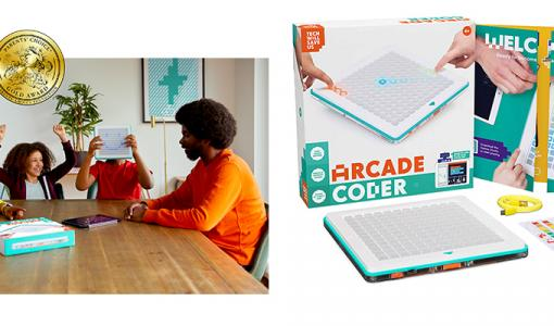 Arcade Coder: A Programmable Game Console And Board Game