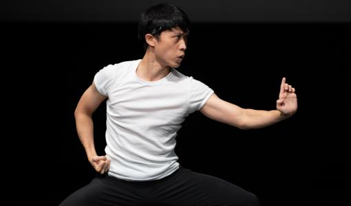 Hong Kong Dance Company – Inaugural Artistic Interdisciplinary Research Study:Research study on Chinese martial arts and Chinese dance
