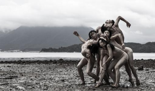 香港舞蹈團「八樓平台」《境》- 舞蹈與大自然的結合,刻劃生命的痕跡