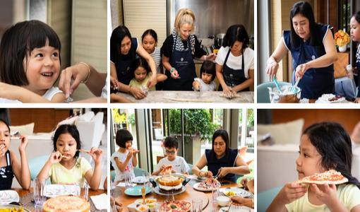 《意想不到--特式意大利美食親子好煮意與頂級廚具Crossover》傳媒展示及訪問