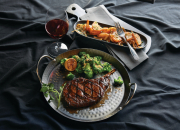 THE BEST OF MORTON'S THE STEAKHOUSE – 21 SIGNATURE DISHES TO CELEBRATE THE 21ST ANNIVERSARY