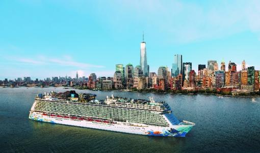 NORWEGIAN CRUISE LINE PARTNERS WITH GUY HARVEY OCEAN FOUNDATION TO HOST THIRD ANNUAL CONSERVATION CRUISE