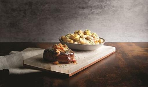 Morton's The Steakhouse Raises Decadent Autumn Flavours To The Next Level