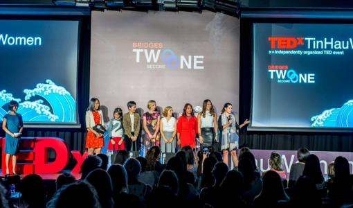 TEDxTinHauWomen 呈獻 2019「無悔地…大膽而出色」 早鳥門票將於今天開始發售! #BoldandBrilliantHK