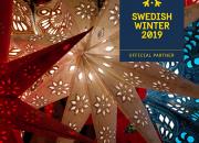 享受一個真正迷人北歐瑞典色彩的聖誕節