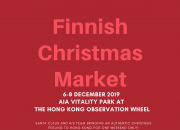 Santa Claus is Coming to Town with the Finnish Christmas Market