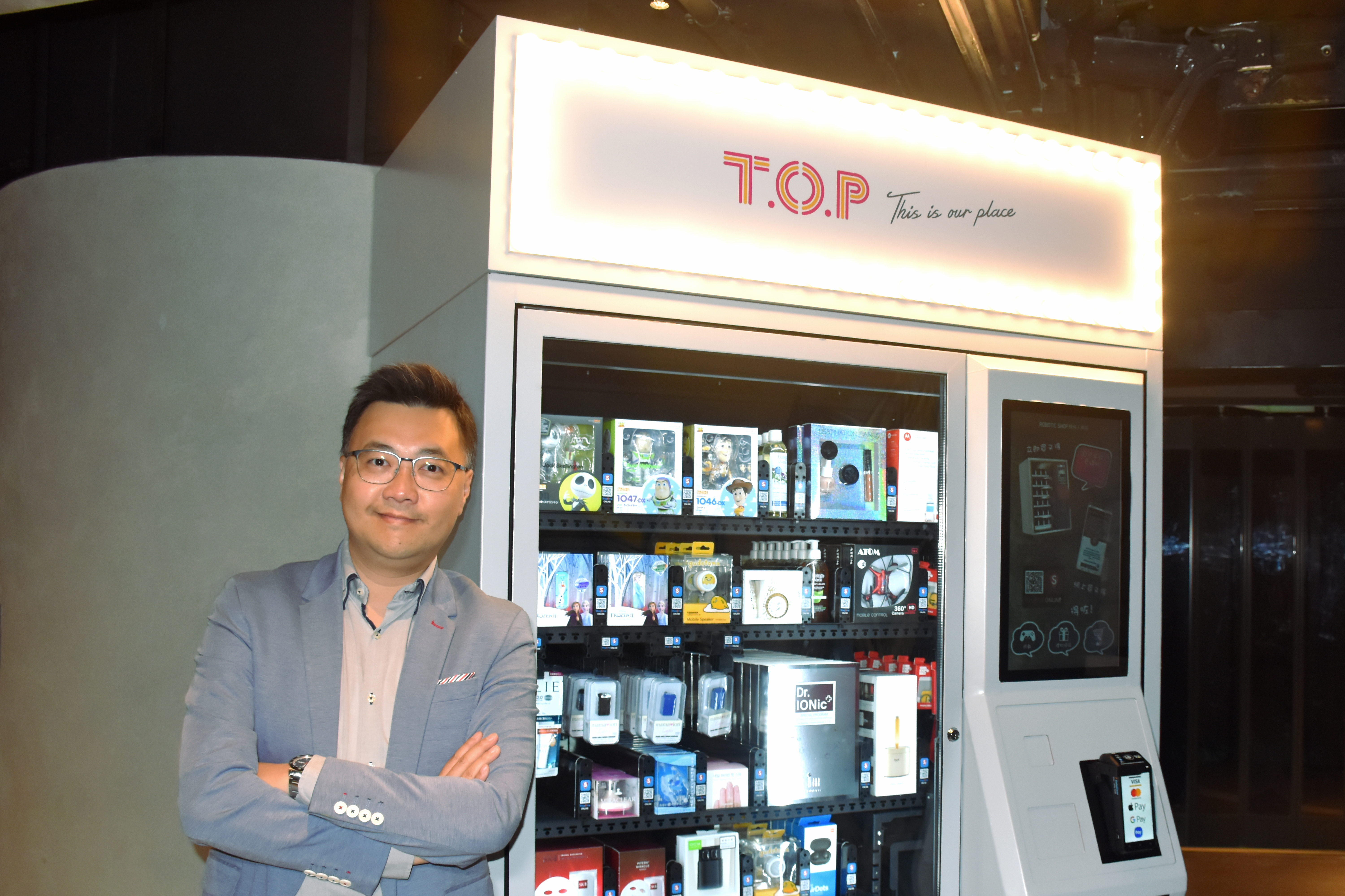 Mr. Joseph Yuen, Founder and CEO of ShopME, Chairman of Hong Kong Federation of E-Commerce