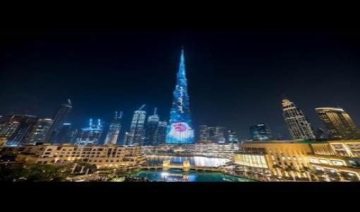 من أعلى قمة برج خليفة : حمدان الطبية تكرم 10 فائزين بجوائز دورتها الحادية عشر