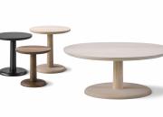 Jasper Morrison與北歐百年家俱廠Fredericia合作設計全新Kile疏化及Pon小桌系列