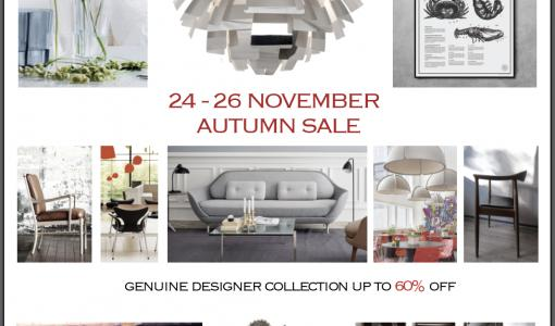 MANKS AUTUMN SALE 24-26 NOVEMBER