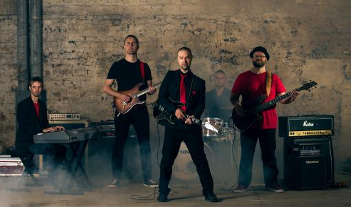 H.A.B - Henri Aalto Band released their first music video: I Wanna Play.