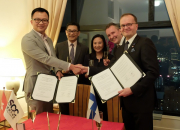 Memorandum of Understanding signed between the Smart City Consortium of Hong Kong and Tekes, the Finnish Funding Agency for Innovation of the Republic of Finland